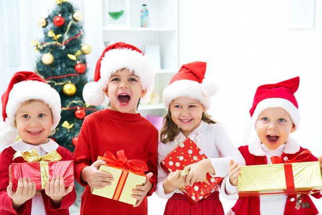 5 giochi per bambini per Natale 2017 - bambini natale
