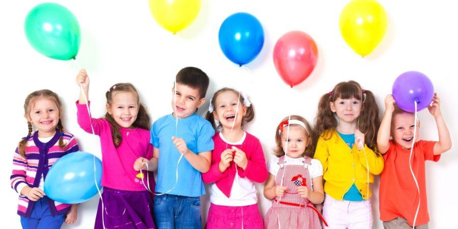 Inviti per il compleanno del bambino - l'etiquette - bambini festa compleanno