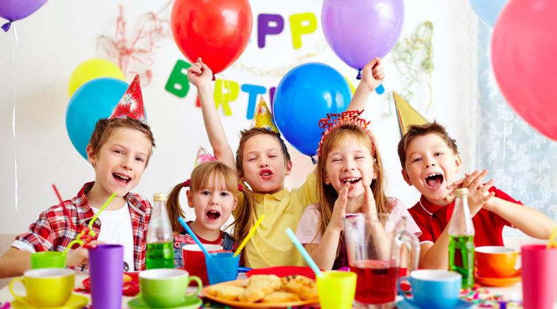 Inviti per il compleanno del bambino - l'etiquette - festa di compleanno